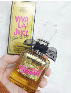 PERFUME FEMININO VIVA LA JUICY GOLD COUTURE EDP 50 ML