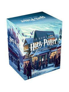 Harry Potter - Box - Série Completa - J.k Rowling