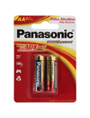 Pilha AA - Power Alkaline C/2 - Panasonic