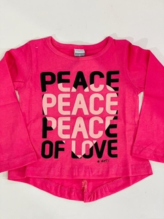 Remera Manga Larga Peace (000000000000631)