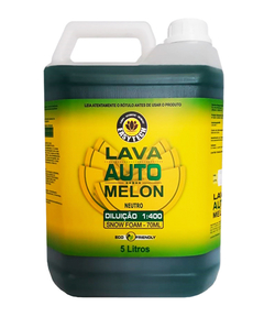 SHAMPOO MELON AUTOMOTIVO 1:400 SUPER CONCENTRADO – 5L