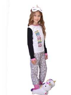 Pijama 2P UNICORNS Micropolar
