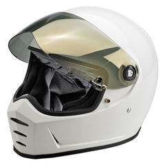 Biltwell Lane Splitter Gen2 Anti-Fog Face Shield - Outlet Motero