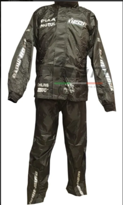 Impermeable Icon Pdx 1 - Outlet Motero