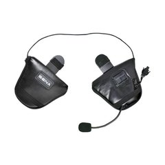 Sena SPH10H-FM Bluetooth Intercom With FM Tuner For Half Helmets - Outlet Motero