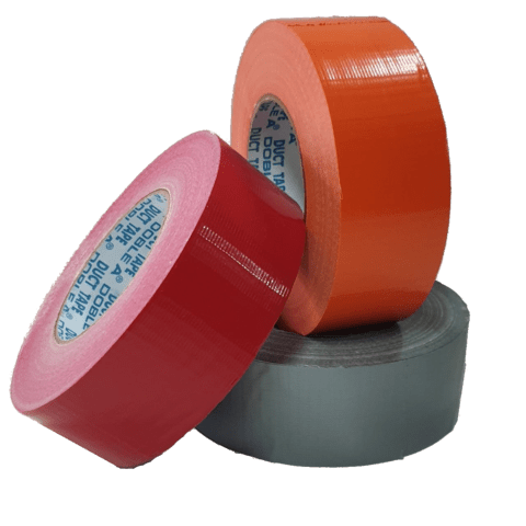 DUCT TAPE 48MMX50M AZUL DOBLE A