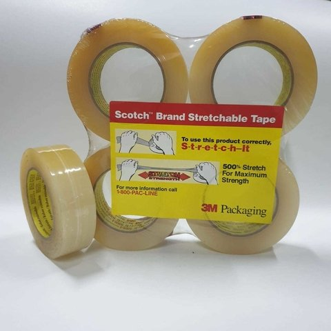 CINTA 3M SCOTCH 8884 BRAND STRETCHABLE TAPE