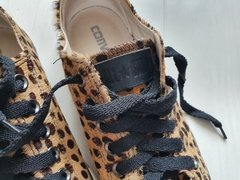 Converse slim animal print - Brechó SP