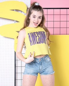 Musculosa Kingston