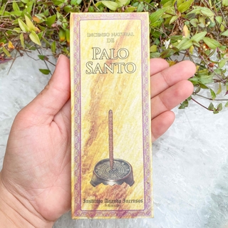 Incenso Palo Santo Natural - Ananda
