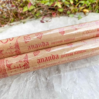 Incenso Natural - Ananda