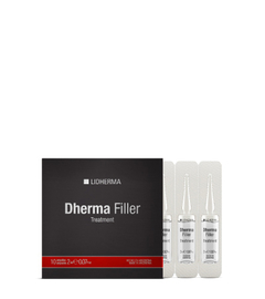DHERMA FILLER TREATMENT (10 ampollas x 2ml)