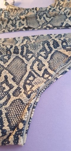 Hot Pants Snake Natural - loja online