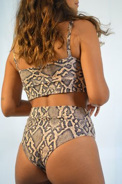 Hot Pants Snake Natural na internet