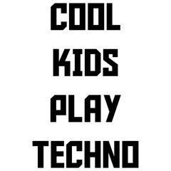 Camiseta Longline Cool Kids Play Techno - comprar online