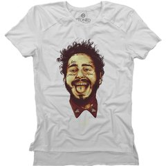 Camiseta Longline Gold Post Malone