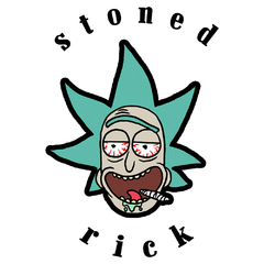 Camiseta Masculina Stoned Rick - comprar online