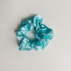 Scrunchie - Tons Azuis na internet