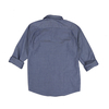 Camisa Chambray York Azul