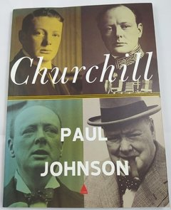 Churchill por Paul Jhonson