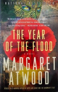 The Year Of The Flood - Margaret Atwood - Livro Seminovo