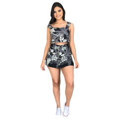Blusa Feminina Estampada Dress To - comprar online