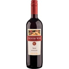 Vinho Country Wine Tinto Seco 750ml