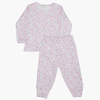 6003R Pijama interlock estampado rosa 2-8