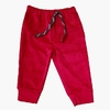 5955C Pantalon plush Valentin colorado 9-24