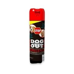 DOG OUT - Repelente para perros y gatos (Aerosol)