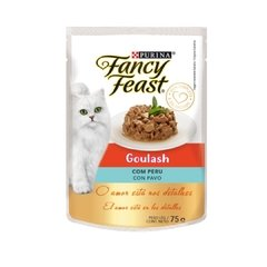 Purina - Fancy Feast Goulash (Pavo) 85g.
