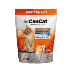 CAN CAT - Piedras silica Citricos 3.8lts.