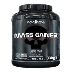 Mass Gainer 3Kg Black Skull