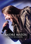 Book - Andre Matos: The Heavy Metal Maestro (English Edition)