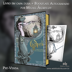 Livro - Opeth: Do death ao prog, como as fases da lua + Bookplate Autografado - comprar online