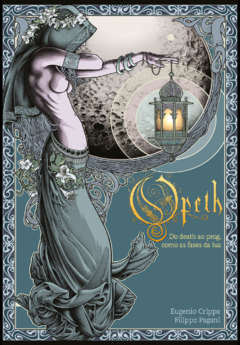 Livro - Opeth: Do death ao prog, como as fases da lua + Bookplate Autografado