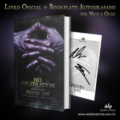 Livro - No Celebration: A Biografia Oficial do Paradise Lost + Bookplate Autografado - comprar online