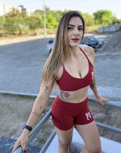 Conjunto Power Clean Red Passion - comprar online