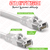 Cable de red Cat 6 Patch cord 30m color Blanco AMITOSAI MTS-PATCH63000-B en internet