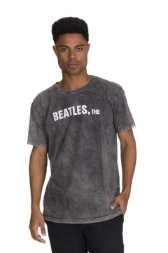 T-shirt Estonada Beatles, The - Masculina