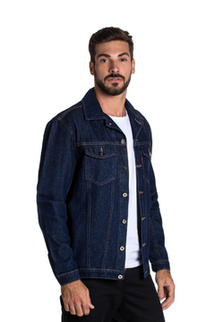 Jaqueta Jeans Classic Blue - Unissex - Useliverpool