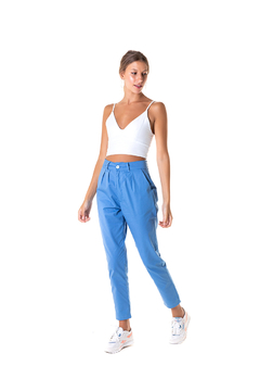 Cotton Pants - Feminino (SALE)