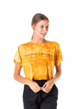 Cropped Sun Different is Beautiful - Feminino (SALE)