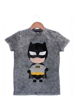 T-shirt Estonada Little Batman - Infantil