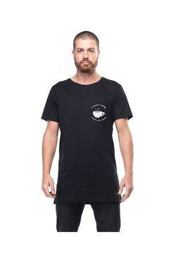 T-shirt Coffee - Masculina