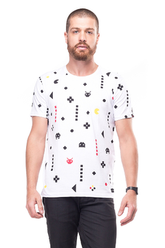 T-shirt All Printed Games - Masculina (SALE)