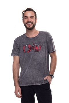 T-shirt Estonada Liverpool Queen - Masculina