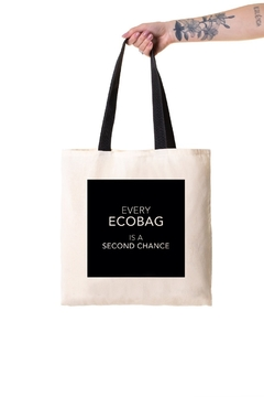 Ecobag Second Chance  - Unissex