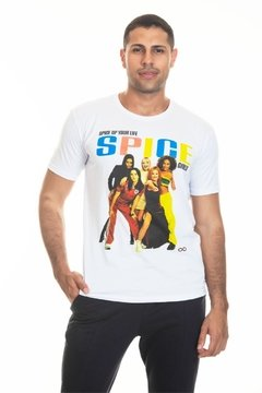 T-shirt Spice Girls - Masculina (SALE)