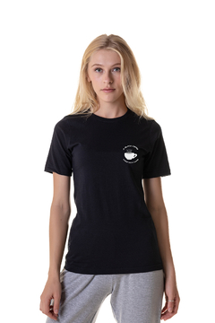 T-shirt Black Coffee - Feminina (SALE)